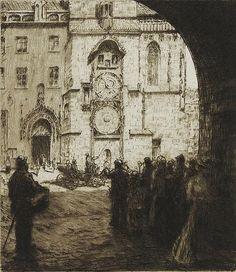 Tavik Fratisek Šimon Prag 1911