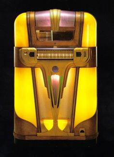 1939 Mills Empress jukebox