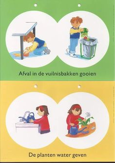 Dagritmekaarten Daily Schedule Preschool, Daily Activities, Visible Learning, Illustrations, Kindergarten, Homeschool, Family Guy, Classroom, Creative