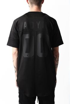 d2d28ebde31 NEW Team ADYN Black Jersey New Mens Fashion