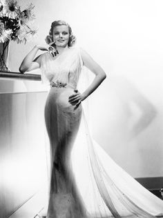 deforest:  Jean Harlow by George Hurrell, 1937