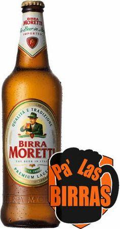 Pa' Las Birras: Moretti