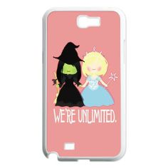 Amazon.com: Wicked We Are Unlimited Samsung Galaxy Note 2 N7100 Cases Cover Best Case: Electronics