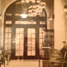 Hotel Galvez Ghost