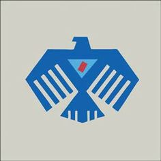 Thunderbird - This symbol is the emblem of the Chippewas of the Thames ...