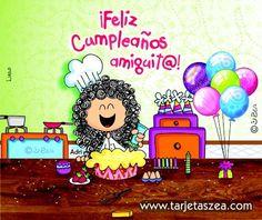 Photo http://enviarpostales.net/imagenes/photo-740/ felizcumple feliz cumple feliz cumpleaños felicidades hoy es tu dia