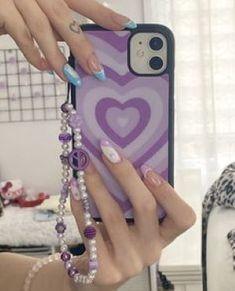 Cute Cases, Cute Phone Cases, Iphone Phone Cases, Pink Phone Cases, Iphone Case Covers, Coque Smartphone, Coque Iphone, Cute Jewelry, Beaded Jewelry