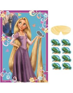Tangled Party Game - Party City