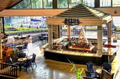 Marina Bar, Sutera Harbour Marina & Country Club