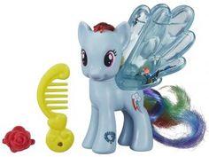 My Little Pony com Acessórios - Rainbow Dash Hasbro