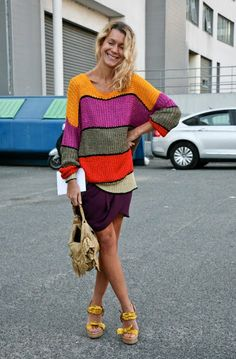 Cool, Colourful and Casual