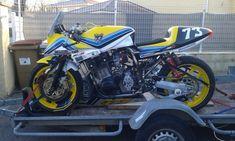 Suzuki Superbike, Motorcycle Paint, Cool Motorcycles, Katana, Sport Bikes, Custom Bikes, Toyota, Cars, Motors