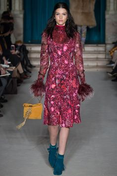 Matthew Williamson Autumn/Winter 2015 London Fashion Week