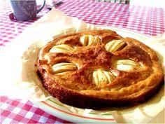 Een lekkere, gezonde, veganistische appeltaart zonder vet of suiker. Moet ik nog meer zeggen?