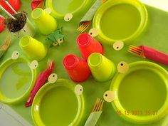 Mesa chicos Leap Year Birthday, Frog Birthday Party, Prince Birthday, 5th Birthday, Birthday Parties, Leap Day, Frogs, Ideas Para, Pond