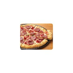 PIZZERIA STYLE™ Ultimate Pepperoni ($7.70) ❤ liked on Polyvore featuring food and food and drink