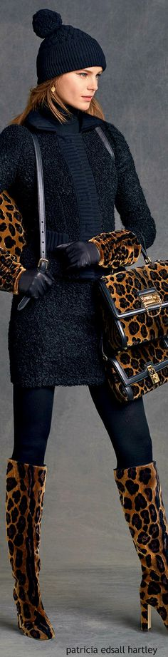 Dolce & Gabbana • Winter 2016 • тнє LOOK BOOK • ❤️ вαвz ✿ιиѕριяαтισи❀  #abbigliamento