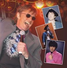 Talking with legendary Mark Lindsay, the former lead singer and co-founder of Paul Revere & the Raiders - Blues.Gr