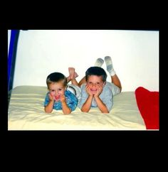 Josh hutcherson and Connor hutcherson...this is soo cute < OH MY GOODNESS THIS IS SO PRECIOUS
