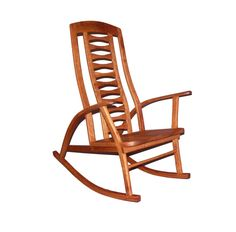 Rocking Chair by TYFineFurniture on Etsy, $2400.00
