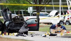 Security guard wounded in jihad attack at Muhammad cartoon event sues FBI, charges coverup