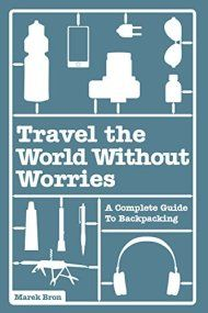 Travel The World Without Worries by Marek Bron ebook deal
