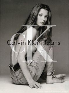 Calvin Klein Jeans Kate Moss | Partick Demarchelier