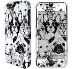 Capinha Pets, para iPhone 5  istickonline.com