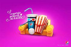 Pepsi - Couples - Perfect couples do exist! - Top Oink Ad - El Top 10 de publicidad de la Agencia de Comunicación y Marketing Oink my God