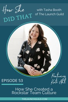 In the world of Pinterest, Kate Ahl, is a rockstar, but what some might not realize is how large of a team she has curated at Simple Pin Media. She has a team of 40 people.  WE TALK ABOUT: -Simple Pin's current team structure and who she has on her team -Where the magic happens within the team culture and more! #HowSheDidThat #TheLaunchGuild #VirtualAssistant #OnlineBusinessManager #ProjectManager Make Money From Home, Make Money Online, How To Make Money, Business Advice, Online Business, Creating Passive Income, Hiring Process, Virtual Assistant, Pinterest Marketing