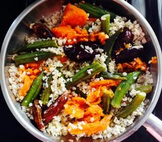 Photo by Chef Sia Low Country Roasted Stew Low Country, Brown Rice, Stew, Roast, Cooking, Healthy, Ethnic Recipes, Kitchen, Food