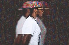 "Publish x Wish Spring/Summer 2013 ""Our Lady"" Hat Collection featuring Trinidad Jame$"