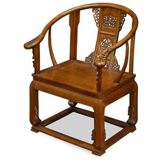 Elmwood Imperial Palace Arm Chair