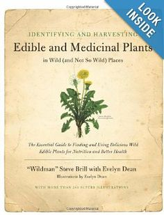 Identifying and Harvesting Edible and Medicinal Plants in Wild (and Not So Wild) Places: Steve Brill, Evelyn Dean: 9780688114251: Amazon.com...