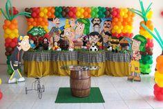 Lá vem o Chaves! - Inesquecível Festa! Infantil & Teen
