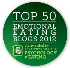 top 50 emotional eating blogs