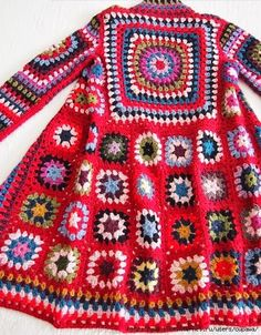 CROCHET-BY-JANE - COAT