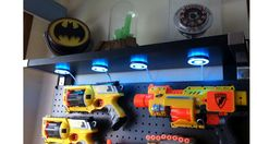 Nerf storage ideas! - A girl and a glue gun