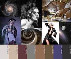 GALACTIC - MOOD + COLOUR. AUTUMN/WINTER 2013/14