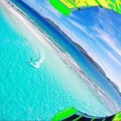 Kite shot