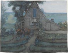 Piet Mondrian - House (1898-1900) : museum