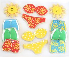 Fun Summer Cookies