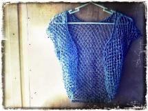 Crochet Bolero Free Pattern - Crochetology