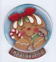 imagenes de caritas navideñas - Buscar con Google