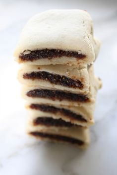 Homemade Fig Newtons, I absolutely LOVE fig newtons, this just made my day :D