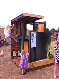 An Environmentally Sound Modern Playhouse