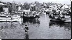 Kumkapi Ermeni balikcilar 1952 Ara Guler