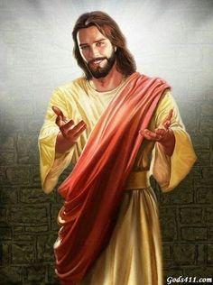 Jesus calling you.