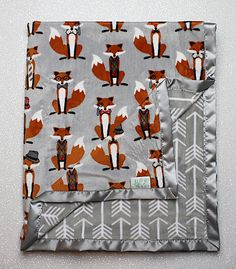 Wow, this is a nice fox bedding to complete your nursery decor. Those foxes look super cool. Boys and girls will love the fox theme in their bedroom. Follow us for more baby room decor ideas. Visit mysleepymonkey.com for more information about the best store to buy wall art and decor items for your nursery!