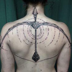 Bow and Arrow | Best tattoo ideas & designs